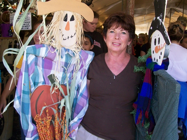 Vendors at  War Eagle Craft Fair are the greatest a!.