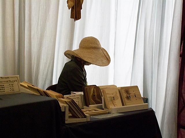 War Eagle Craft Fair Vendor