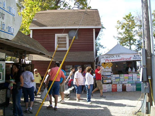 War Eagle Mill at Craft Fair Stay at Cute Little Cottage Rogers AR.