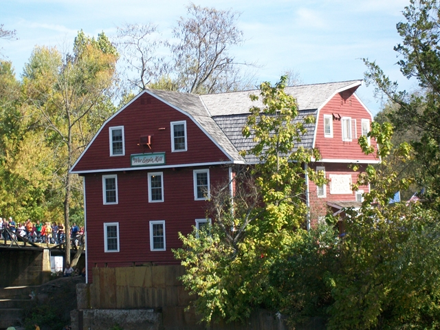War Eagle Mill & Bridge at Craft Fair Stay at Cute Little Cottage Rogers AR.